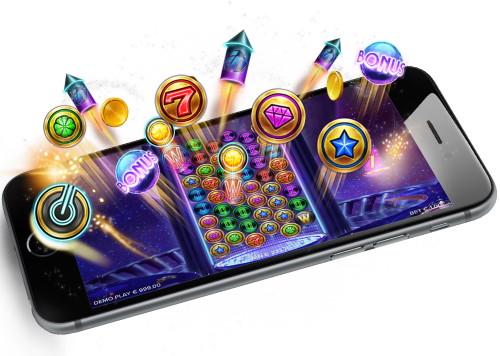 spela slots på kasino